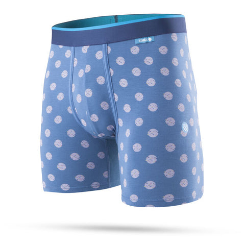 Drop Out BB Wholester Stance Men Underwear Blue