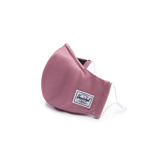 Herschel Face Mask 3 Layer Classic Fit Ash Rose