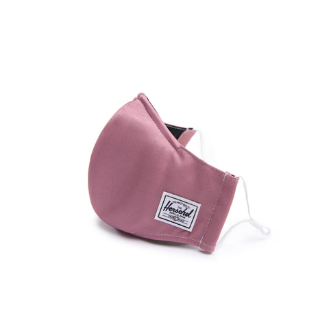 Face Mask 3 Layer Classic Fit Herschel Ash Rose