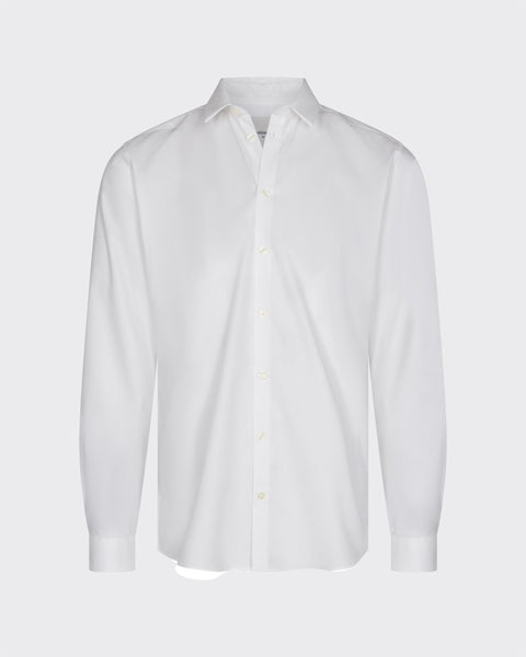 Minimum Hall Dress Shirt Men White