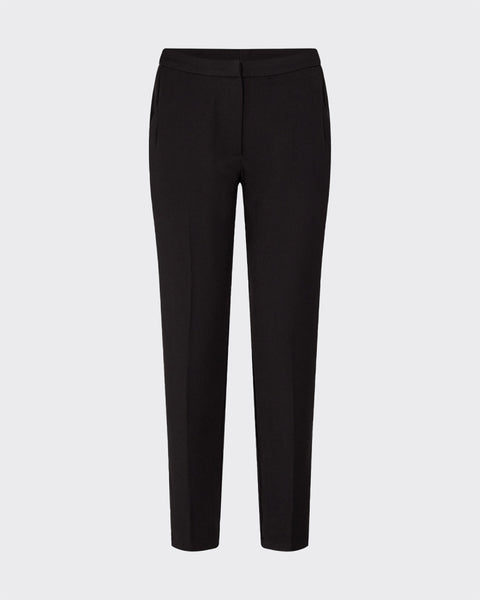 Halle Dress Pant Women Minimum Black