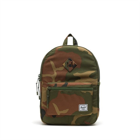 Heritage Youth Herschel Woodland Camo