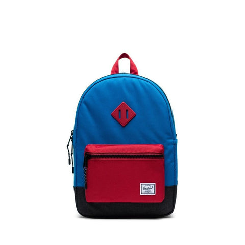 Heritage Youth Kids Herschel Imperial Blue Red/Black Crosshatch