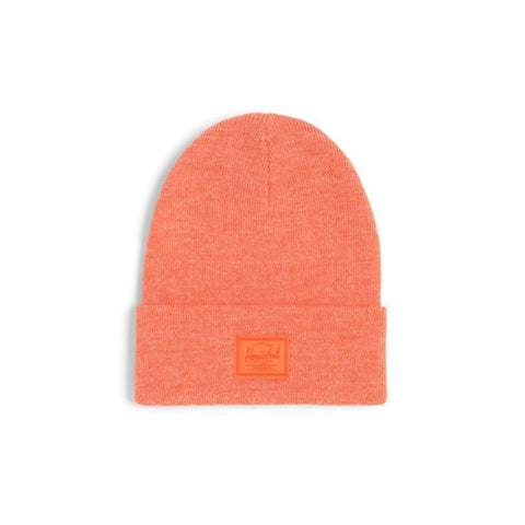 Herschel Elmer Beanie Heather Orange Tiger