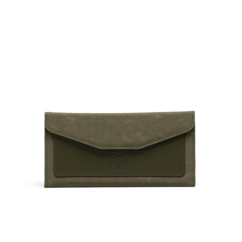 Herschel Orion Wallet Large Ivy Green