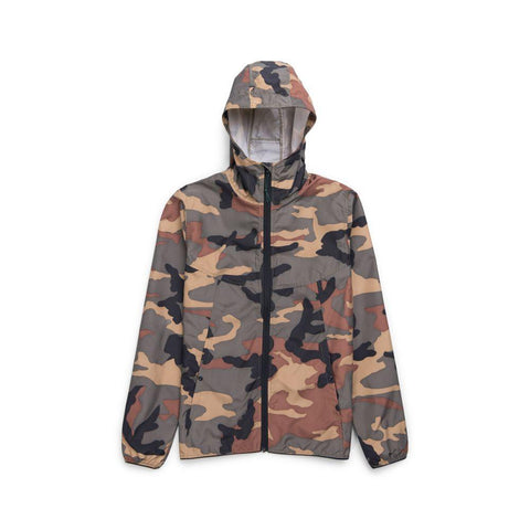 Wind Voyager Jacket Women Herschel Woodland Camo