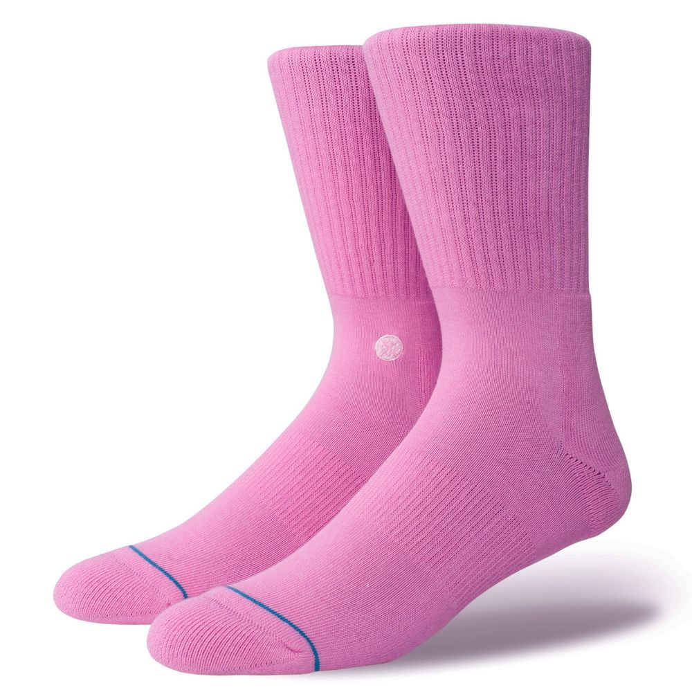 Stance Icon Men Saturated Pink