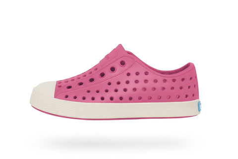 Native Jefferson Child Hollywood Pink/Bone White