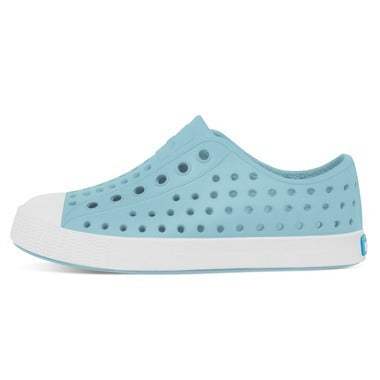 Native Jefferson Child Sky Blue/ShellWhite