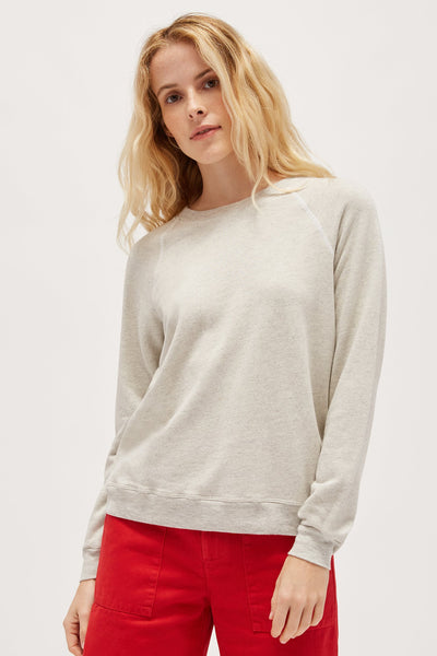 Latigo Sweatshirt Women LACAUSA H.Grey