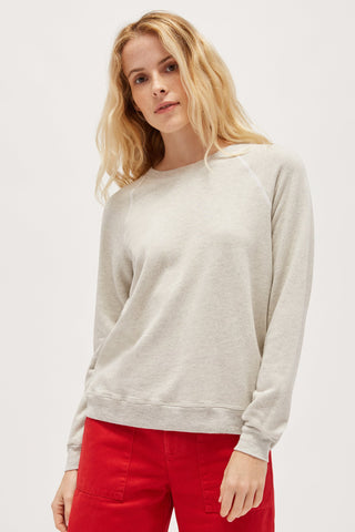 Latigo Sweatshirt LACAUSA Wm H.Grey