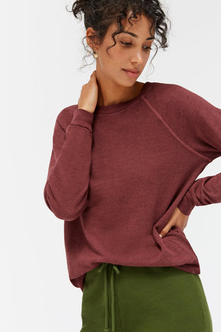 Latigo Sweatshirt LACAUSA Wm Jam