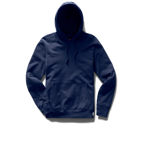 Reigning Champ Lightweight Pullover Hoodie Men Blue