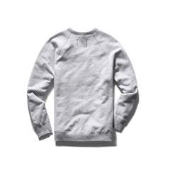 Lightweight Terry Crewneck Men Reigning Champ Ash