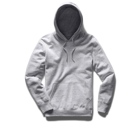 Reigning Champ Lightweight Terry Pullover Hoodie Men Ash