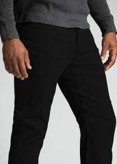Duer Live Lite Slim Pant Men Black