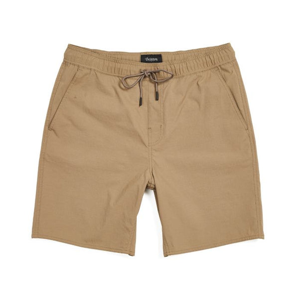 Brixton Madrid Short Men Khaki