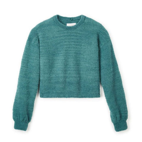Brixton Maiden Sweater Women Emerald