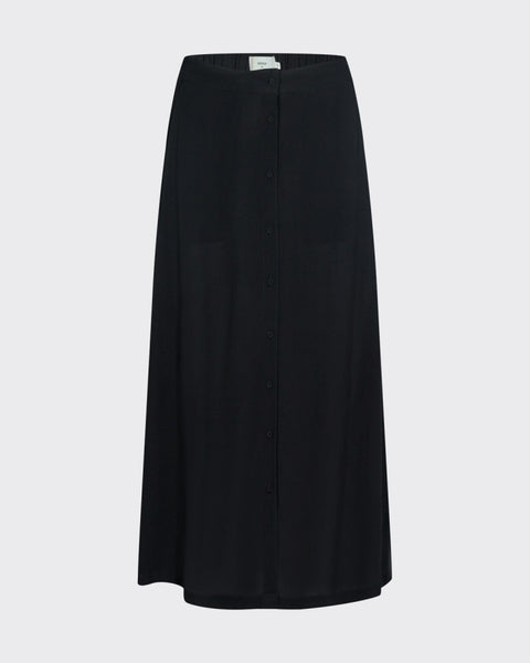 Maisa Midi Skirt Women Minimum Black