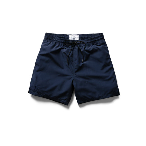 Reigning Champ Micro Fibre Swim Short Men Navy