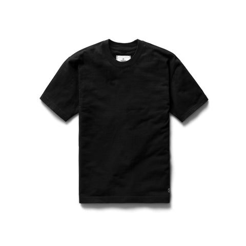 Midweight Jersey Relaxed T-Shirt Men Reigning Champ Black