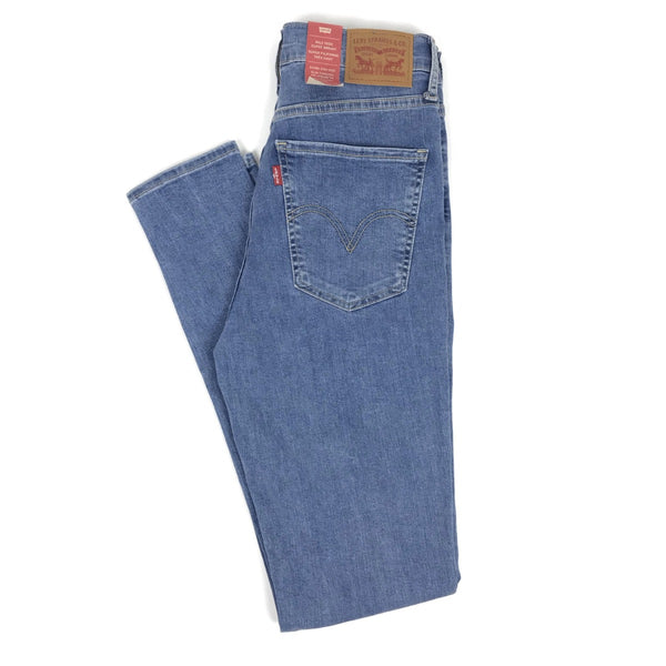 Levi's Mile High Skinny Women Denim Castaway