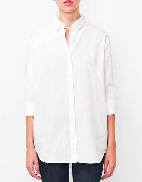 Misha Shirt Women Cheap Monday White