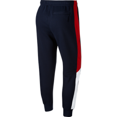 Nike NSW Club Jogging Pant Men Black Red White