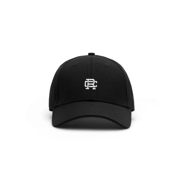 Reigning Champ New Era 9FORTY Monogram Hat Black