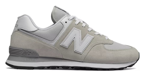 574 EGW New Balance Mn Grey/White