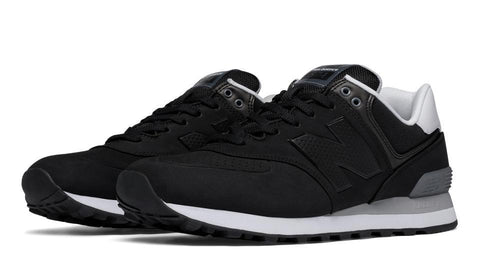 ML574ACB New Balance Men Black
