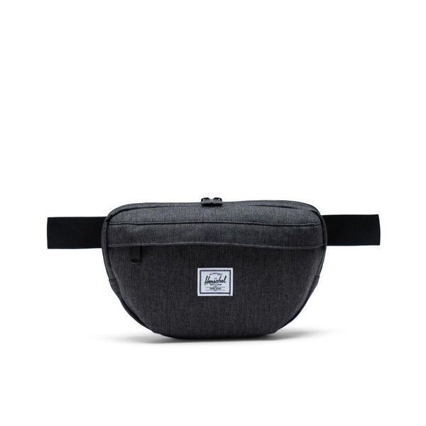 Herschel Nineteen Black Crosshatch