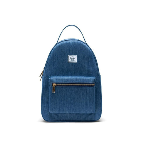 Nova Small Herschel Faded Denim