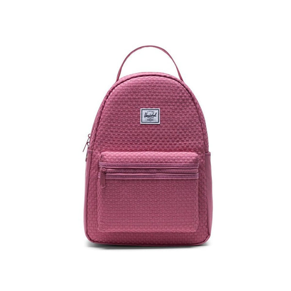 Herschel Nova Small Woven Heather Rose