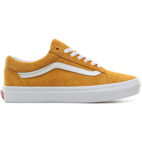 Vans Old Skool Women (Pig Suede) Mango