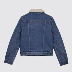 Original Sherpa Trucker Women Levi's Extremely Lovable