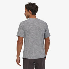Patagonia Capilene Cool Daily Tee Men Feather Grey