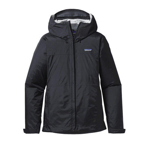 Torrentshell Jacket Women Patagonia Black