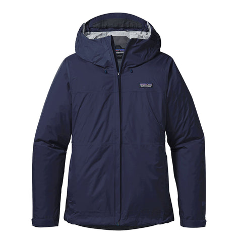 Torrentshell Jacket Women Patagonia Navy Blue