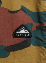 Penfield  Hector Camo Shirt Olive