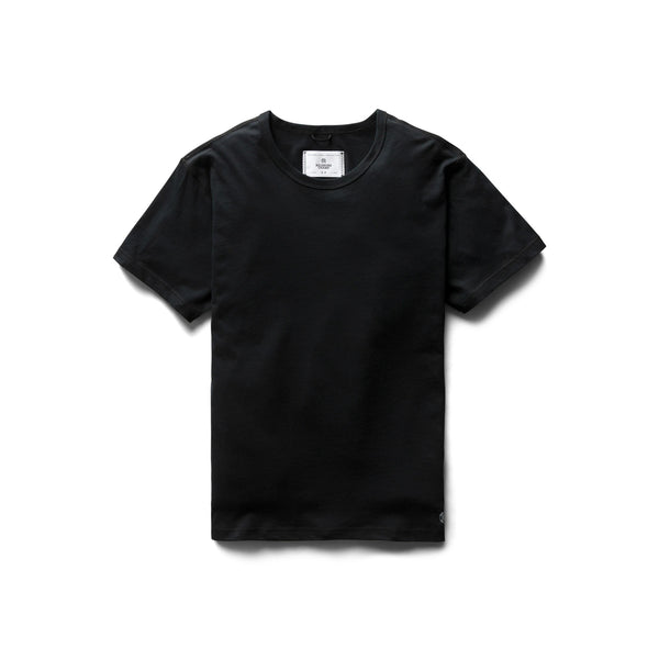 Reigning Champ Pima Jersey T-Shirt Women Black