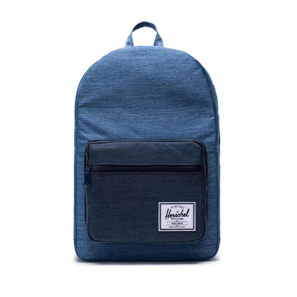 Pop Quiz Herschel Faded Denim Indigo Denim