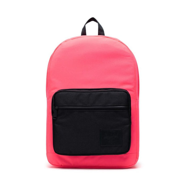 Herschel Pop Quiz Neon Pink Black