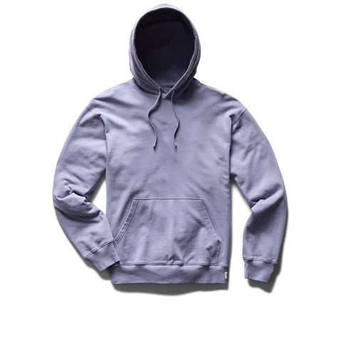 Reigning Champ Lightweight Terry Relaxed Pullover Hoodie Men Cascade