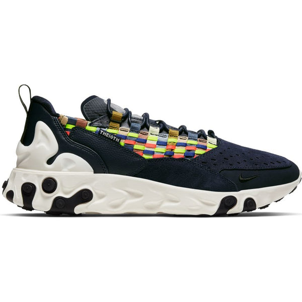 Nike React Sertu Men Blackened Blue Black Sail