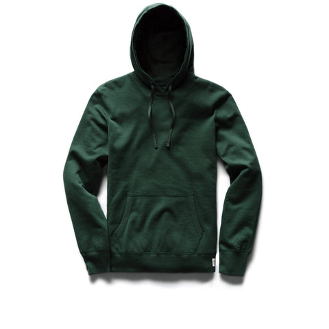 Midweight Terry Pullover Hoodie Men Reigning Champ Forest Green