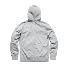 Midweight Full Zip Hoodie Men Reigning Champ Heather Grey