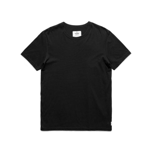 Reigning Champ Ringspun Jersey T-Shirt Men Black