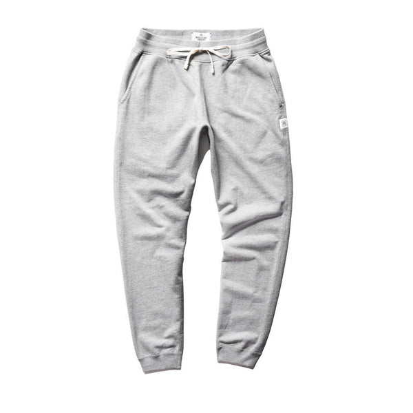 Reigning Champ Midweight Slim Fit Sweatpant Men Heather Grey