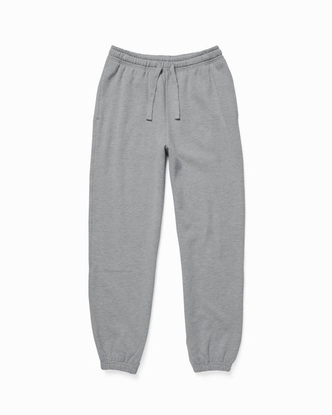 Richer Poorer Recycled Fleece Sweatpant Women Heather Grey